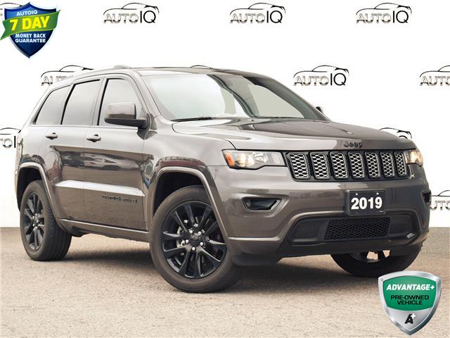 2019 Jeep Grand Cherokee Laredo (Stk: 92775) in St. Thomas - Image 1 of 27