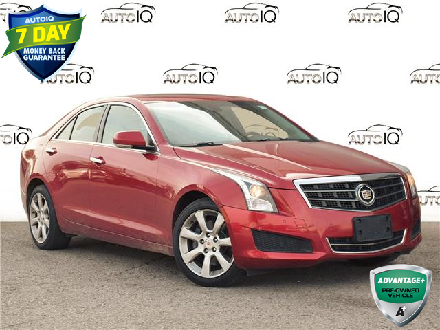 2013 Cadillac ATS 3.6L Luxury (Stk: 97885Z) in St. Thomas - Image 1 of 29