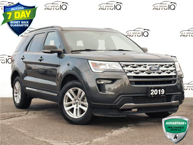 2019 Ford Explorer XLT (Stk: 98052) in St. Thomas - Image 1 of 27
