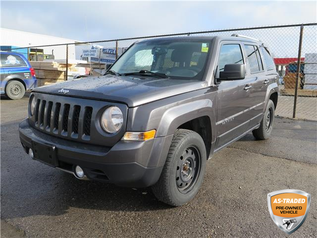 2017 Jeep Patriot Sport/North (Stk: 86315) in St. Thomas - Image 1 of 20