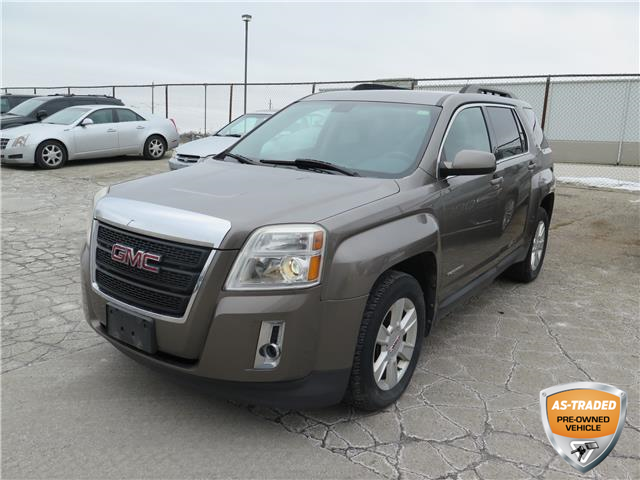 2010 GMC Terrain SLE-2 Other