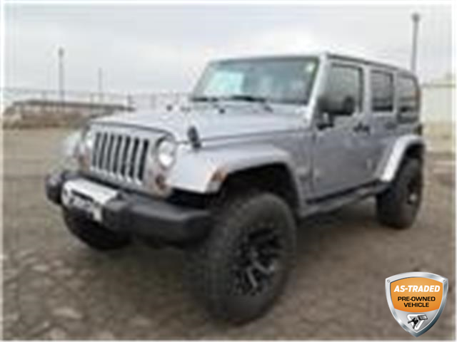 2013 Jeep Wrangler Unlimited Sahara (Stk: 96484Z) in St. Thomas - Image 1 of 21