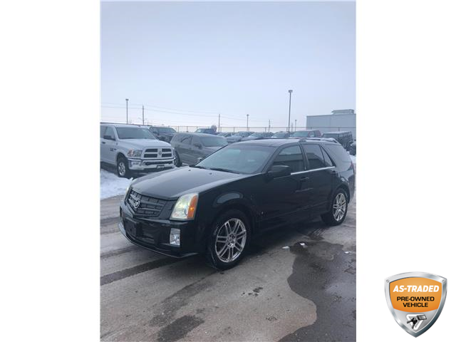 2008 Cadillac SRX V6 (Stk: 96658Z) in St. Thomas - Image 1 of 15