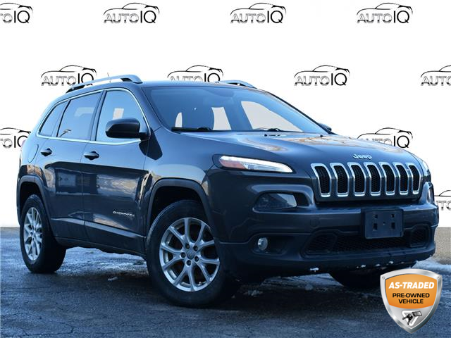 2015 Jeep Cherokee North (Stk: 96603Z) in St. Thomas - Image 1 of 19