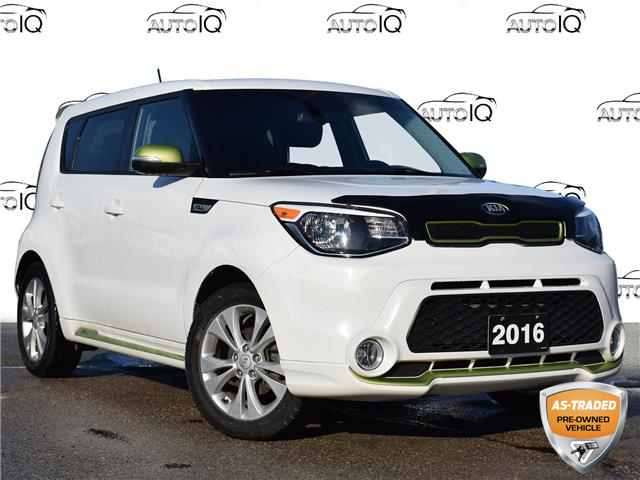 2016 Kia Soul  (Stk: 96689Z) in St. Thomas - Image 1 of 26