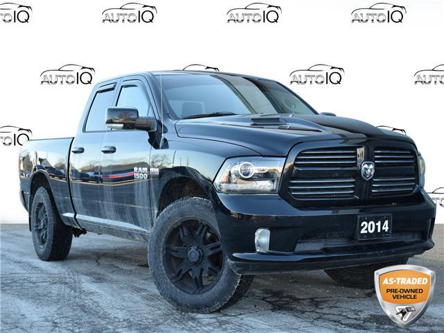 2014 RAM 1500 Sport (Stk: 96686XZ) in St. Thomas - Image 1 of 28