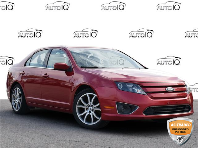 2012 Ford Fusion SEL (Stk: 97198Z) in St. Thomas - Image 1 of 25