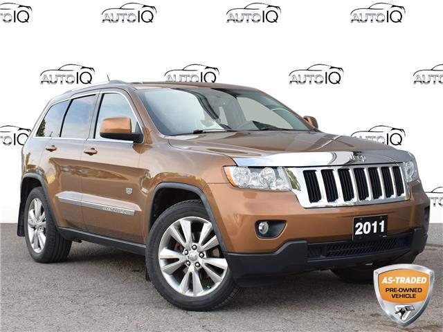 2011 Jeep Grand Cherokee Laredo (Stk: 97450Z) in St. Thomas - Image 1 of 28