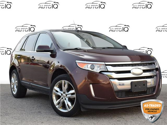 2012 Ford Edge Limited (Stk: 97562XZ) in St. Thomas - Image 1 of 28