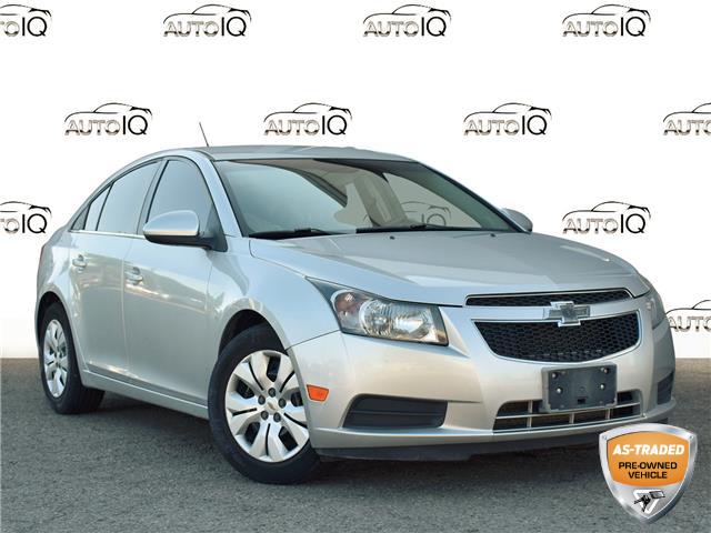 2014 Chevrolet Cruze 1LT (Stk: 86647XZ) in St. Thomas - Image 1 of 25