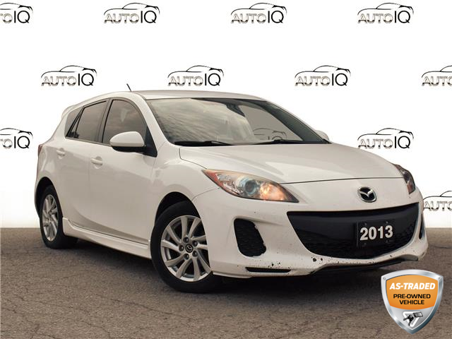 2013 Mazda Mazda3 Sport GS-SKY (Stk: 97930Z) in St. Thomas - Image 1 of 25