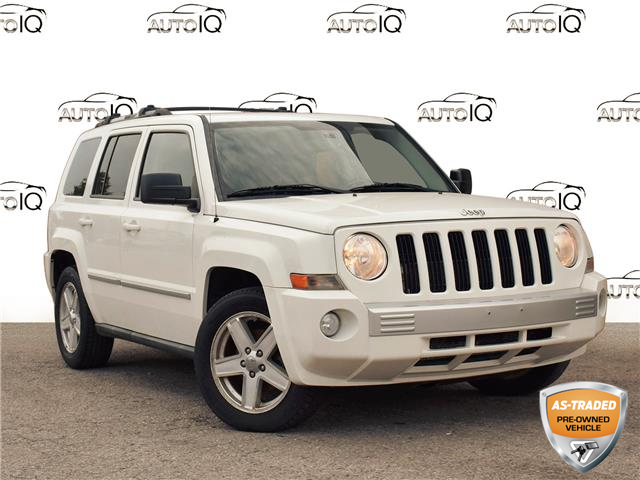 2010 Jeep Patriot Limited (Stk: 97937Z) in St. Thomas - Image 1 of 24