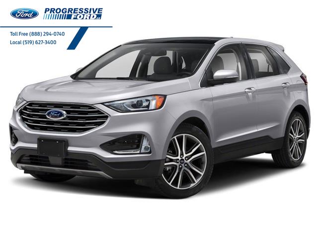 2020 Ford Edge Titanium (Stk: LBB39177) in Wallaceburg - Image 1 of 1