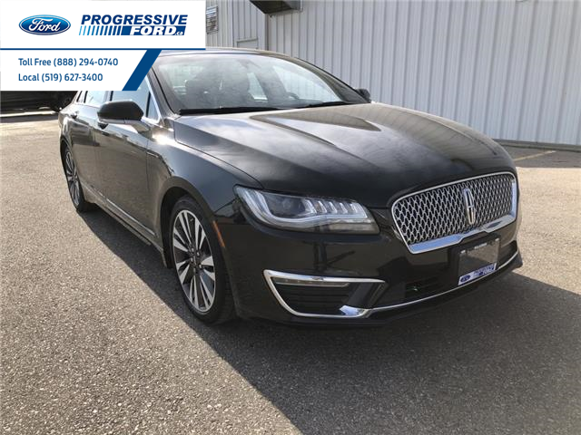 2017 Lincoln MKZ Reserve (Stk: HR608642) in Wallaceburg - Image 1 of 15