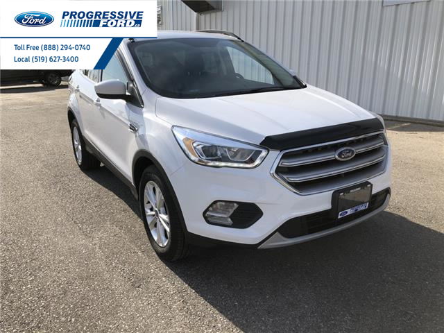 2017 Ford Escape SE (Stk: HUC05477) in Wallaceburg - Image 1 of 14