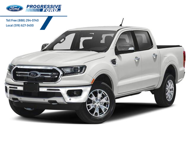 2020 Ford Ranger Lariat (Stk: LLA90381) in Wallaceburg - Image 1 of 9