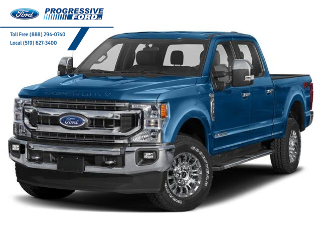 2021 Ford F-250 XLT (Stk: MEC16064) in Wallaceburg - Image 1 of 9