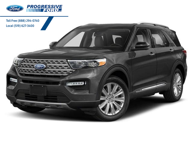 2021 Ford Explorer Platinum (Stk: MGA44475) in Wallaceburg - Image 1 of 9
