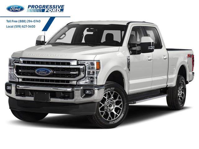 2021 Ford F-250 Lariat (Stk: MEC16065) in Wallaceburg - Image 1 of 9