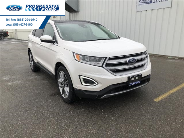 2016 Ford Edge Titanium (Stk: GBC47500) in Wallaceburg - Image 1 of 15
