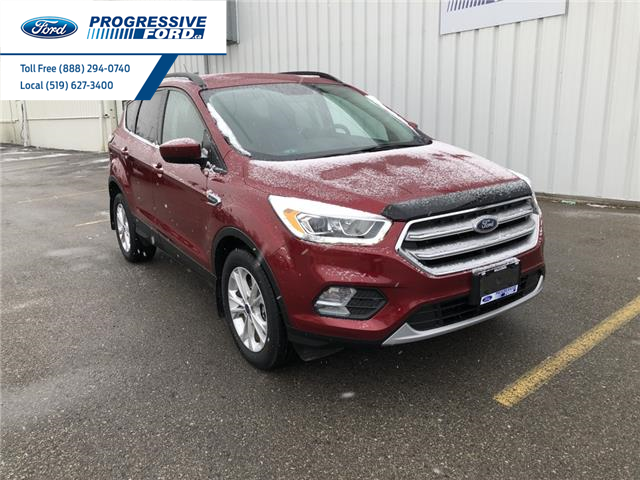 2017 Ford Escape SE (Stk: HUD70659L) in Wallaceburg - Image 1 of 14