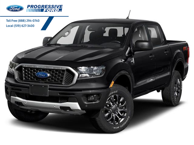 2019 Ford Ranger  (Stk: KLA25348T) in Wallaceburg - Image 1 of 9