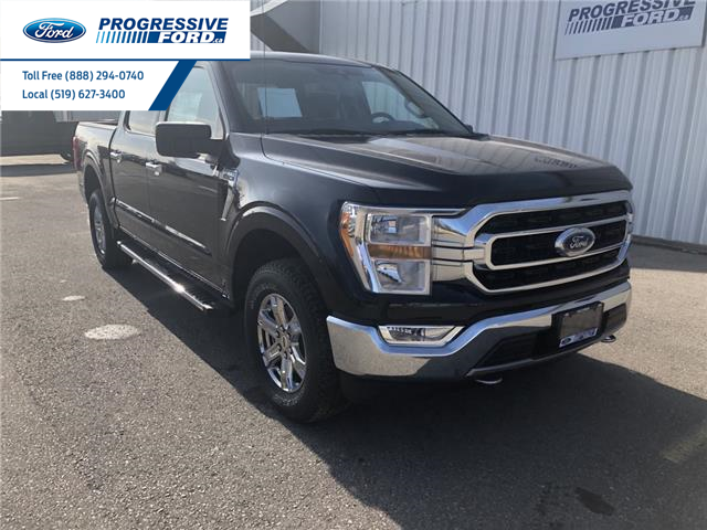 2021 Ford F-150 XLT (Stk: MFA19013) in Wallaceburg - Image 1 of 13