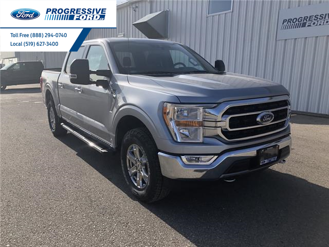2021 Ford F-150 XLT (Stk: MKD05592) in Wallaceburg - Image 1 of 8