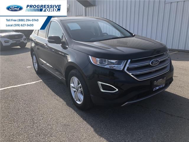2016 Ford Edge SEL (Stk: GBC38527) in Wallaceburg - Image 1 of 13