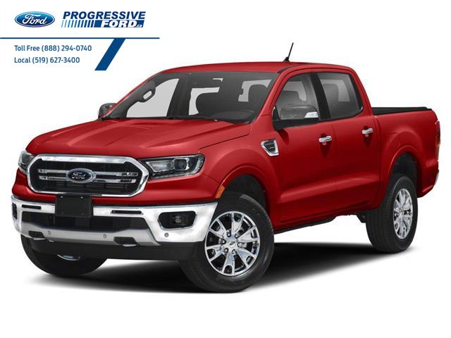 2021 Ford Ranger Lariat (Stk: MLD06767) in Wallaceburg - Image 1 of 9