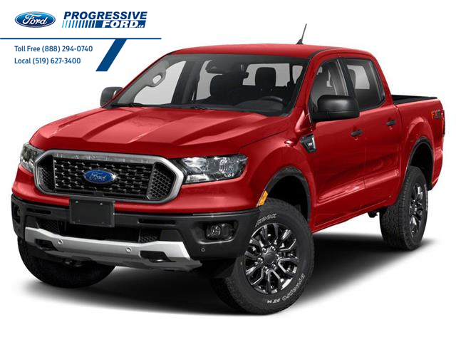 2021 Ford Ranger XLT (Stk: MLD11734) in Wallaceburg - Image 1 of 1