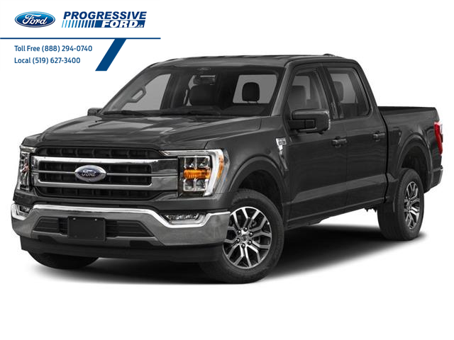 2021 Ford F-150 Lariat (Stk: MFB05838) in Wallaceburg - Image 1 of 9