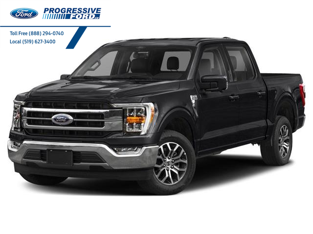 2021 Ford F-150 Lariat (Stk: MKD36742) in Wallaceburg - Image 1 of 9