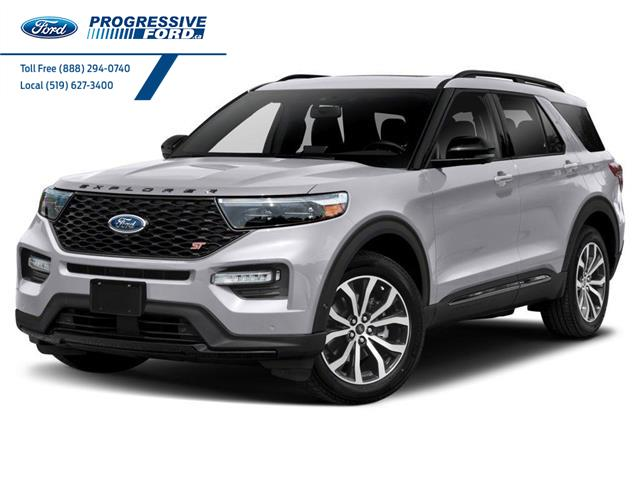 2021 Ford Explorer ST (Stk: MGB09263) in Wallaceburg - Image 1 of 9