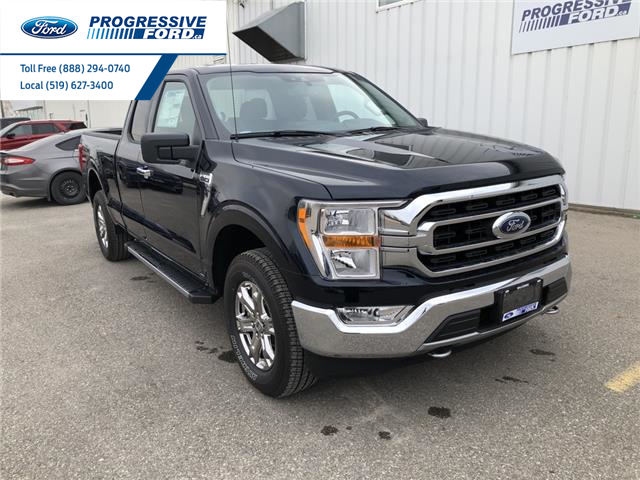 2021 Ford F-150 XLT (Stk: MKD29294) in Wallaceburg - Image 1 of 13