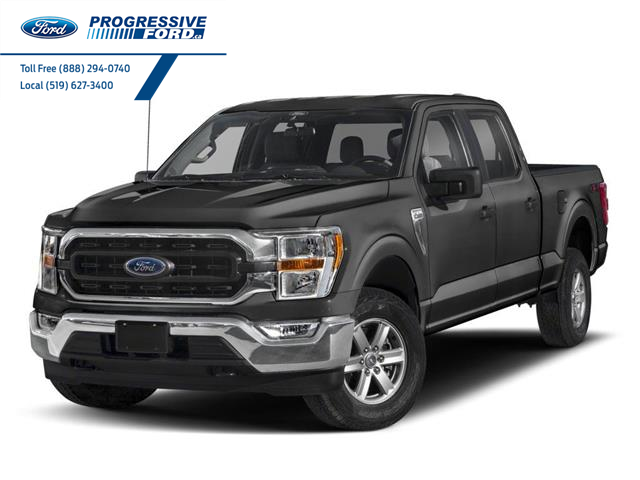 2021 Ford F-150 XLT (Stk: MKD71592) in Wallaceburg - Image 1 of 1