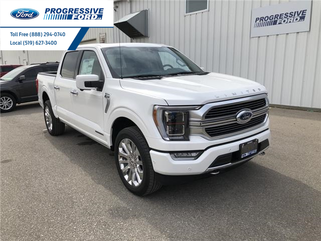 2021 Ford F-150 Limited (Stk: MFA82634) in Wallaceburg - Image 1 of 12