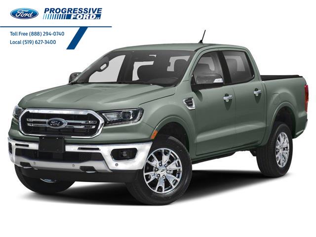 2021 Ford Ranger Lariat (Stk: MLD39788) in Wallaceburg - Image 1 of 1