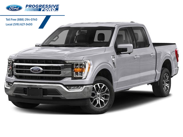 2021 Ford F-150 Lariat (Stk: MFA64106) in Wallaceburg - Image 1 of 1