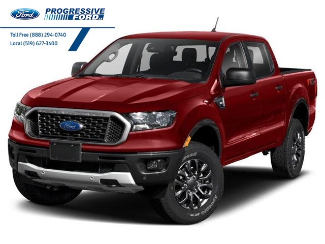 2019 Ford Ranger  (Stk: KLA28889L) in Wallaceburg - Image 1 of 9