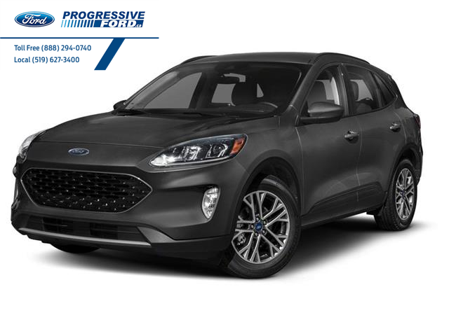 2021 Ford Escape SEL (Stk: MUA26322) in Wallaceburg - Image 1 of 9