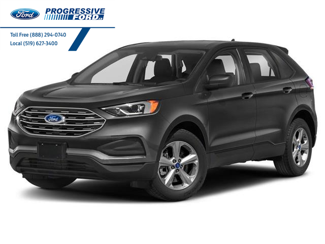 2021 Ford Edge Titanium (Stk: MBA13108) in Wallaceburg - Image 1 of 9