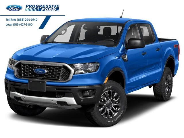 2021 Ford Ranger XLT (Stk: MLD47434) in Wallaceburg - Image 1 of 9