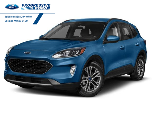 2021 Ford Escape SEL (Stk: MUA37460) in Wallaceburg - Image 1 of 9