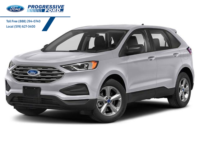 2021 Ford Edge SEL (Stk: MBA34967) in Wallaceburg - Image 1 of 9