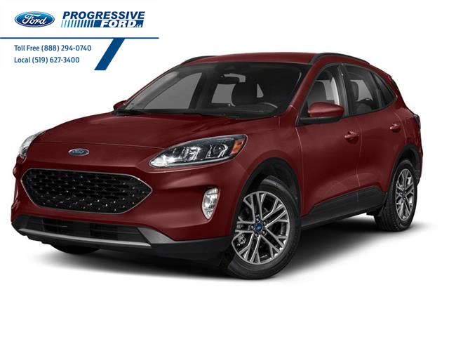 2021 Ford Escape SEL (Stk: MUA59441) in Wallaceburg - Image 1 of 9