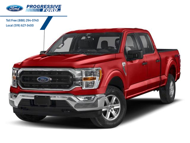 2021 Ford F-150 XLT (Stk: MKE51267) in Wallaceburg - Image 1 of 9