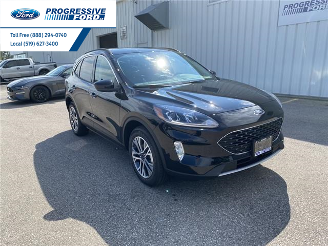 2021 Ford Escape SEL (Stk: MUA55321) in Wallaceburg - Image 1 of 16