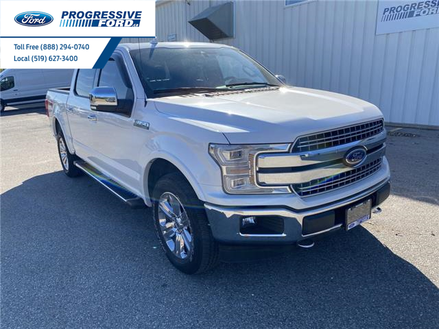 2018 Ford F-150 Lariat (Stk: JFD76316T) in Wallaceburg - Image 1 of 17