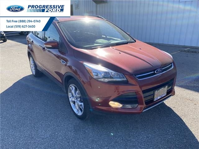 2014 Ford Escape Titanium (Stk: EUD83209T) in Wallaceburg - Image 1 of 16